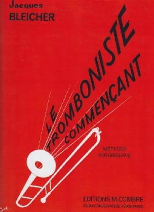 Le Tromboniste Commencant - Bleicher - Partition - laflutedepan.com