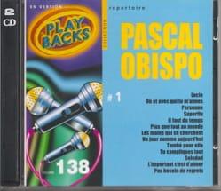 Pascal Obispo - Volume 138 #01 - Partition - di-arezzo.fr