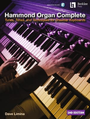 Dave Limina - Hammond Organ Complete - Sheet Music - di-arezzo.co.uk