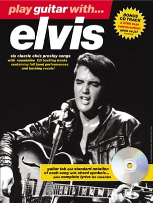Play Guitar With... Elvis Presley Elvis Presley Partition laflutedepan