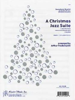 A Christmas Jazz Suite Arthur Frackenpohl Partition laflutedepan