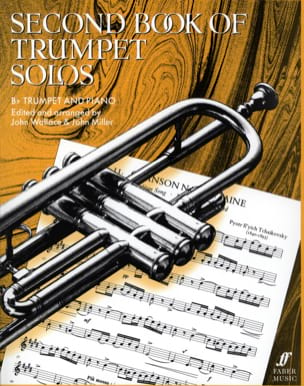- Second Book Of Trumpet Solos - Partition - di-arezzo.fr