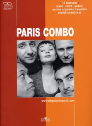 Combo Paris - 12 Songs - Sheet Music - di-arezzo.com