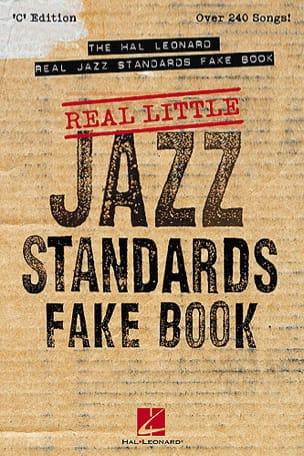 Real Little Jazz Standards Fake Book - laflutedepan.com