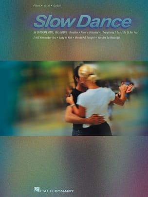 Slow Dance 36 Intimate Hits - Partition - laflutedepan.com