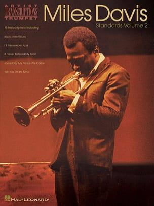 Miles Davis - Standards Volume 2 - Partition - di-arezzo.fr