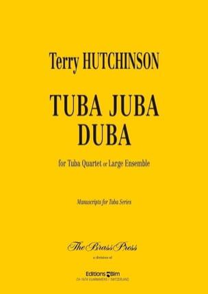 Terry Hutchinson - Tuba Juba Duba - Sheet Music - di-arezzo.com