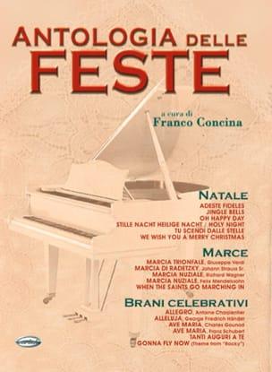 Antologia delle feste - Sheet Music - di-arezzo.co.uk