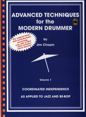 Advanced Techniques For The Modern Drummer Volume 1 laflutedepan