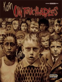 Untouchables - Korn - Partition - laflutedepan.com