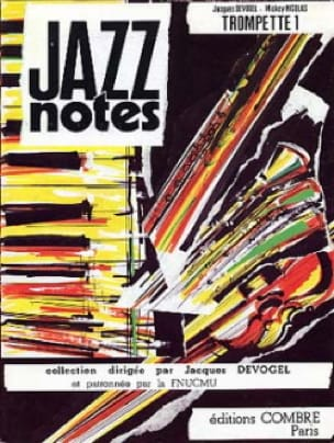 Jazz Notes 1 - Partition - Trompette - laflutedepan.com