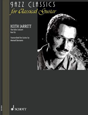 Keith Jarrett - The Köln Concert Part IIc - Partition - di-arezzo.fr