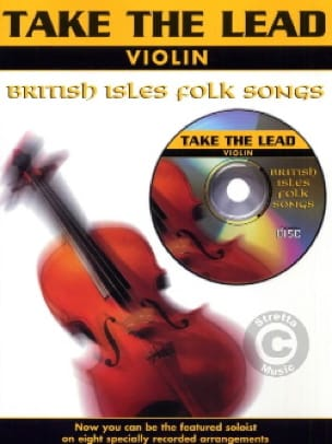 Take The Lead British Isles Folk Songs Partition laflutedepan