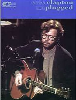 Eric Clapton - Unplugged Easy Guitar - Partition - di-arezzo.fr