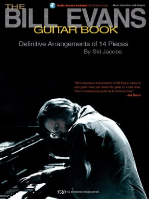 Bill Evans - The Bill Evans Guitar Book - Sheet Music - di-arezzo.co.uk