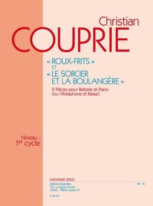 Roux-Frits & le Sorcier Et la Boulangère - laflutedepan.com