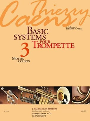 Basic Systems 3 - Motifs Courts Thierry Caens Partition laflutedepan
