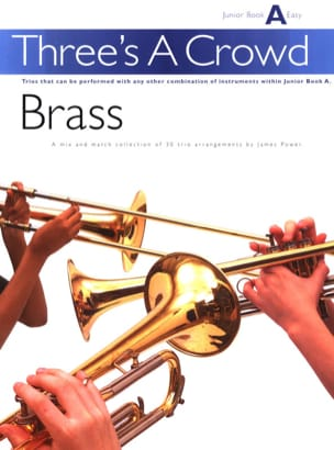 - Three's A Crowd Junior Book A Easy - Sheet Music - di-arezzo.com