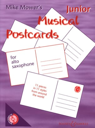 Mike Mower - Junior Musical Postcards - Sheet Music - di-arezzo.com