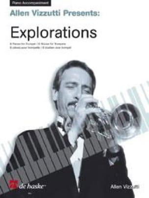 Allen Vizzutti - Explorations - Partition - di-arezzo.fr