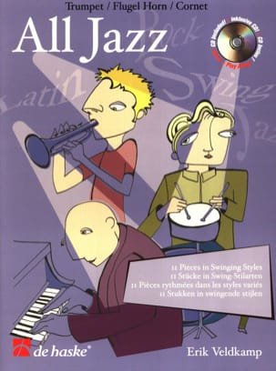 Erik Veldkamp - All Jazz - Sheet Music - di-arezzo.com