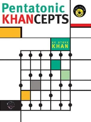 Steve Khan - Pentatonic Khancepts - Partition - di-arezzo.fr
