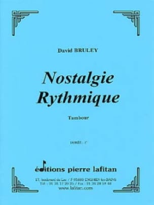 David Bruley - Rhythmic nostalgia - Sheet Music - di-arezzo.com
