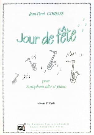 Jean-Paul Gorisse - Celebration day - Sheet Music - di-arezzo.com