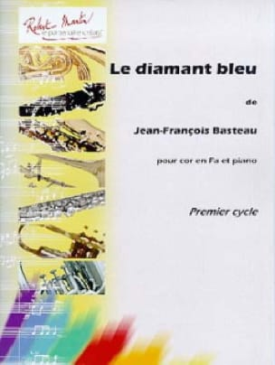 Jean-François Basteau - The Blue Diamond - Sheet Music - di-arezzo.com