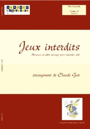 - Jeux Interdits - Film - Partition - di-arezzo.fr