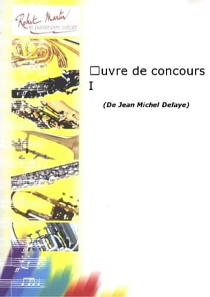 Oeuvre de Concours 1 - Jean-Michel Defaye - laflutedepan.com