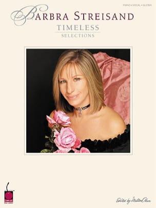 Barbra Streisand - Timeless - Sheet Music - di-arezzo.co.uk