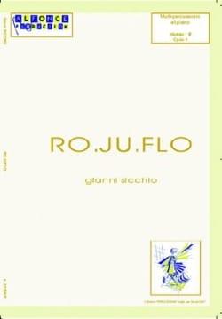 Gianni Sicchio - Ro.Ju.Flo - Sheet Music - di-arezzo.co.uk