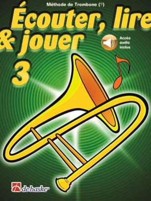DE HASKE - Play and Play - Volume 3 - Trombone - Sheet Music - di-arezzo.co.uk