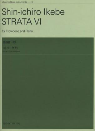 Shin-Ichiro Ikebe - Strata VI - Partition - di-arezzo.fr