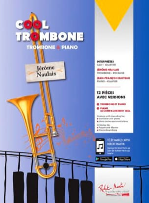 Cool trombone - Partition - di-arezzo.fr