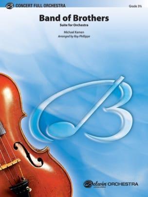 Michael Kamen - Band Of Brothers - Sheet Music - di-arezzo.com