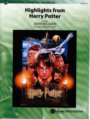 John Williams - Highlights From Harry Potter - Sheet Music - di-arezzo.co.uk