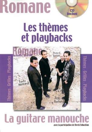 Romane - La guitare manouche - Partition - di-arezzo.fr