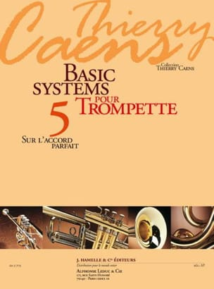 Basic Systems 5 - Sur L' Accord Parfait Thierry Caens laflutedepan