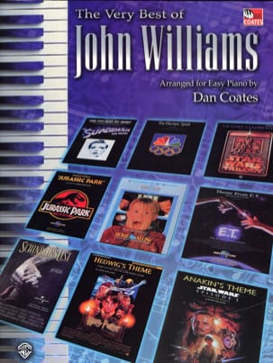 John Williams - Lo mejor de John Williams Easy - Partitura - di-arezzo.es