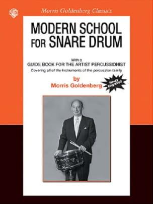 Modern School For Snare Drum Morris Goldenberg Partition laflutedepan