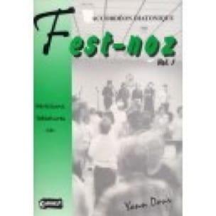 Yann Dour - Fest Noz Volume 1 - Sheet Music - di-arezzo.co.uk