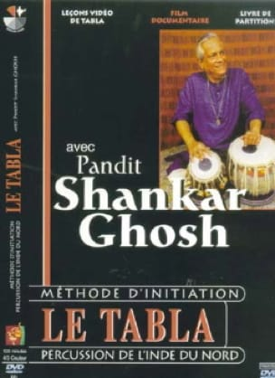 Ghosh Pandit Shankar - DVD - La Tabla - Partitura - di-arezzo.es
