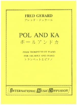 Fred Gerard - Pol And Ka - Sheet Music - di-arezzo.co.uk