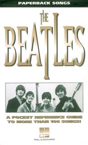 BEATLES - Taschenbuch Lieder - Die Beatles - Noten - di-arezzo.de