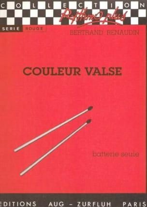 Bertrand Renaudin - Couleur Valse - Partition - di-arezzo.fr