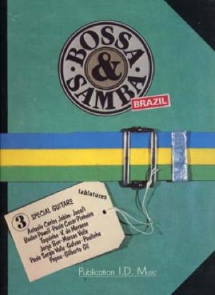 - Bossa & Samba Brazil Volume 3 - Partition - di-arezzo.fr
