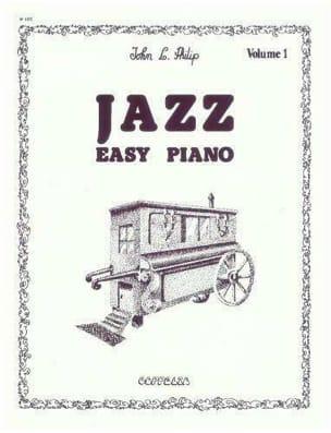 - Jazz Easy Piano Volume 1 - Partition - di-arezzo.fr