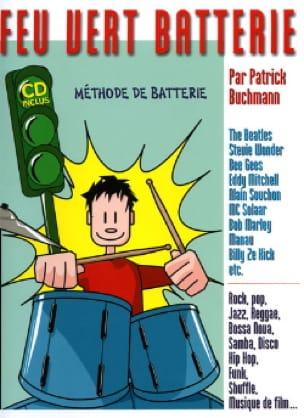 Feu Vert Batterie Patrick Buchmann Partition Batterie - laflutedepan